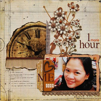 1 more hour by janis medina-maghinay